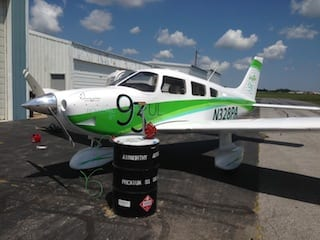 Airworthy AutoGas prepares for takeoff