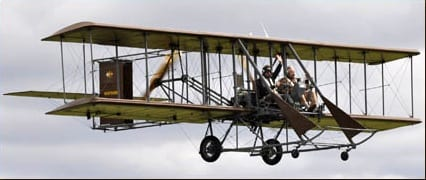 Donation moves Wright B Flyer closer to new airplane