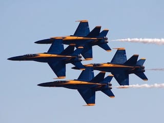 Blue Angels will be star attraction at this year's Reno Air Races