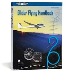 New edition of Glider Flying Handbook released