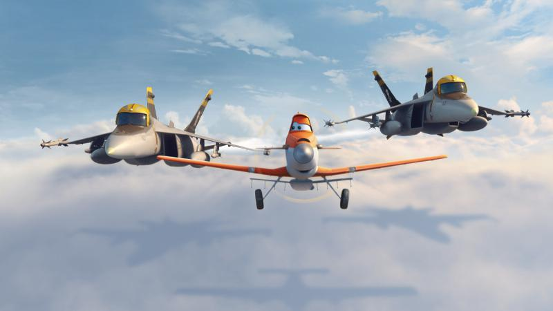 Disney salutes National Aviation History Month