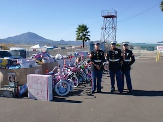 Toys for Tots returns to Ramona Airport