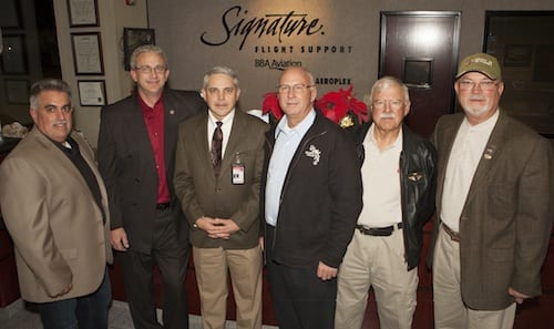 Long Beach businesses donate to Veterans Airlift Command