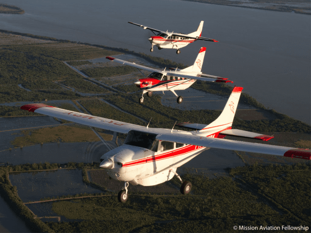 Do you have what it takes to be a missionary pilot?