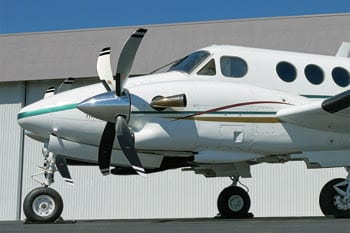 Raisbeck begins deliveries of swept blade propellers