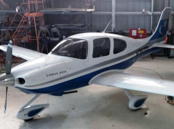 New Cirrus decal packages introduced
