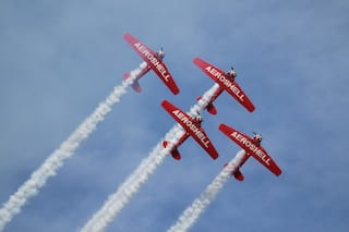 Video: AeroShell Aerobatic Team 360VR Experience launched at Oshkosh