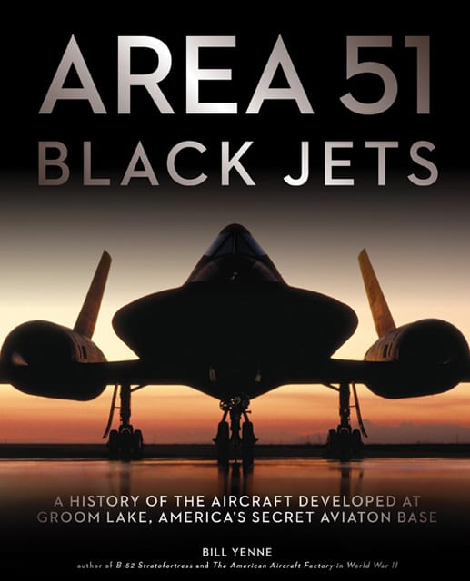 New book: Area 51 – Black Jets