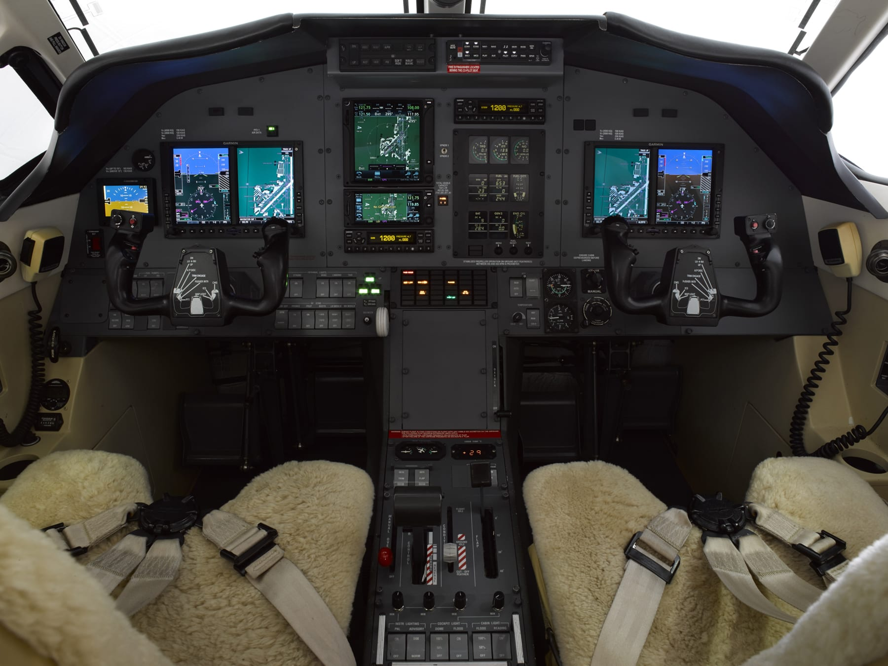 Banyan completes Garmin Avionics STC on Pilatus PC-12