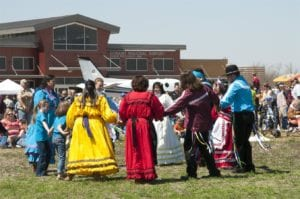 Choctaw Dancers