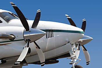 EASA certifies Raisbeck propellers for King Airs