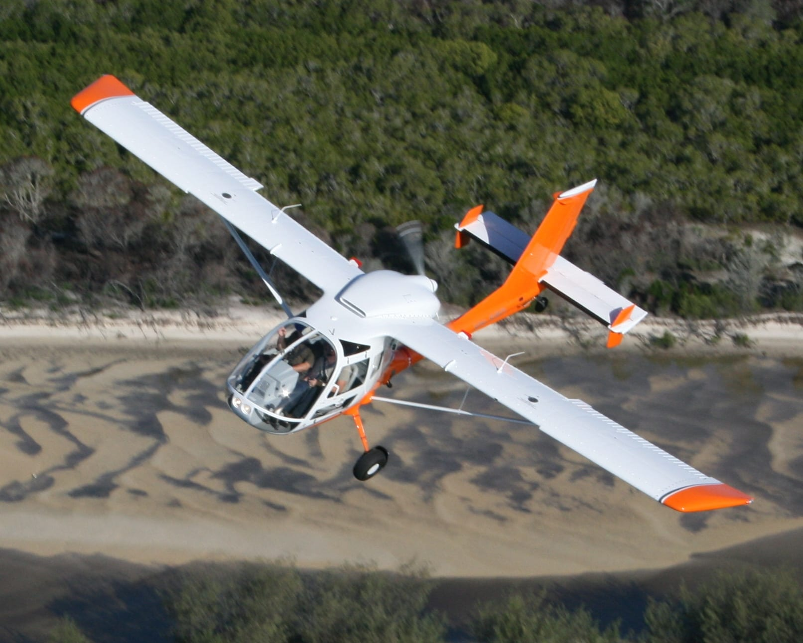 Lundeen appointed president of Seeker Aircraft