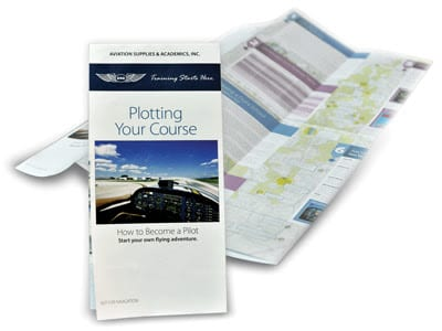 Plotting your course on becoming a pilot