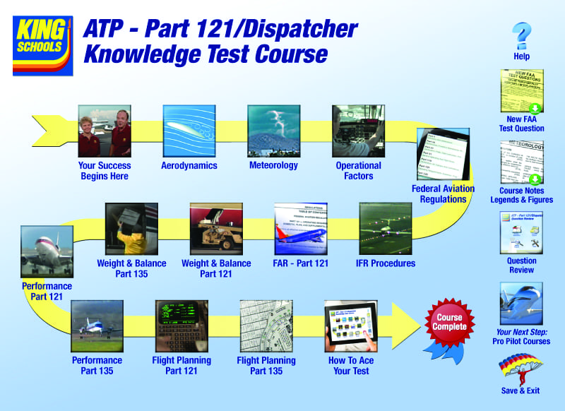 King Schools offers discount on ATP training