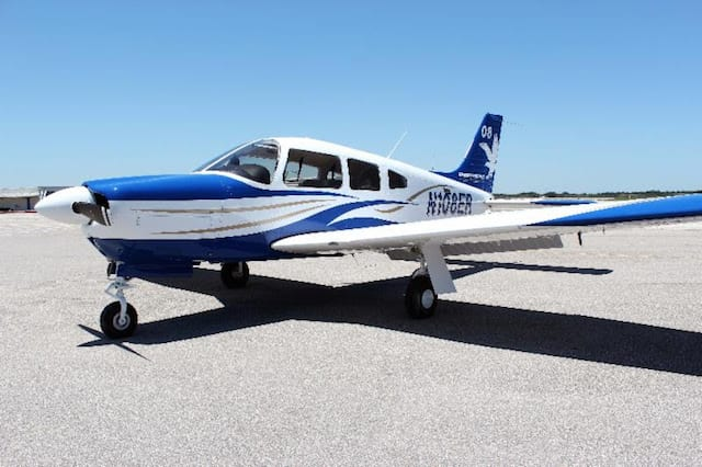 Embry-Riddle adds Arrow trainers to fleet