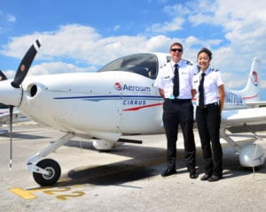 In its 25 years of operation, Aerosim Flight Academy has provided more than 2 million hours of flight instruction to more than 7,000 pilots