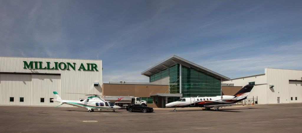 Million Air Calgary joins Avfuel network