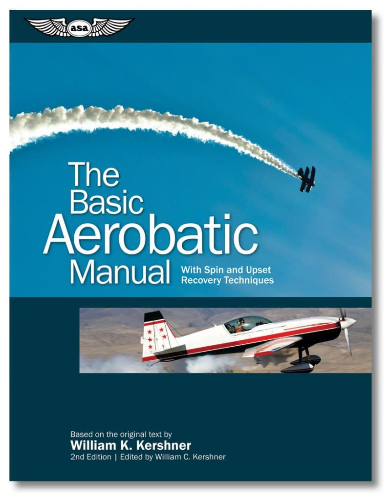 Second edition of 'The Basic Aerobatic Manual' released