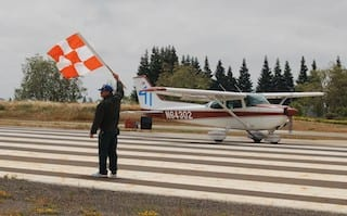 Hayward Air Rally prepares for takeoff