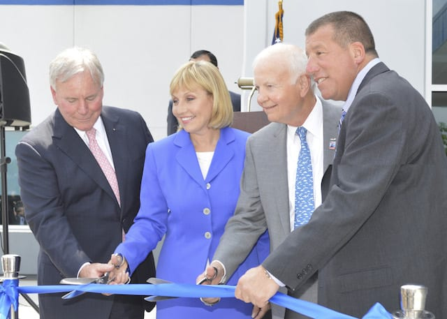 FlightSafety expands Teterboro center