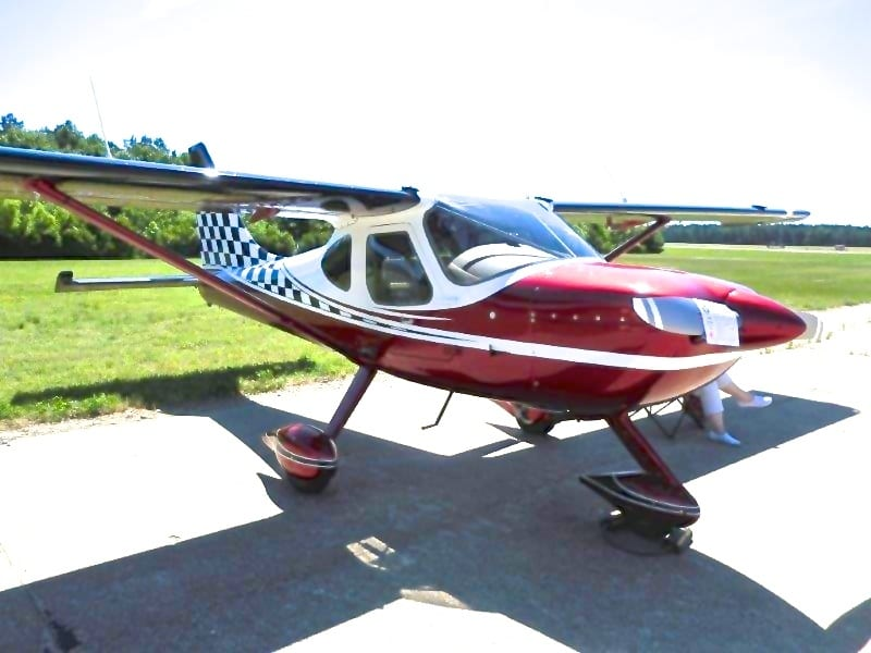 Beautiful weather boosts Virginia Fly-in