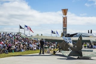 Combat pilots and Warbirds to be featured at Oshkosh