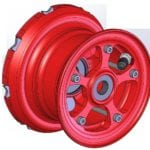 wheel 4 inch with brake 2 (3)