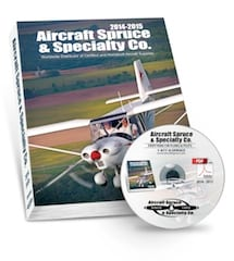Aircraft Spruce releases new catalog at AirVenture