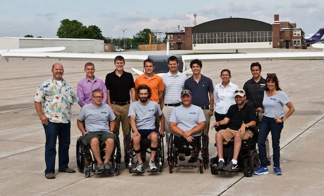 Able Flight's Class of 2014 to get their wings at Oshkosh