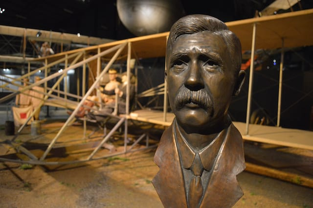 First aviation mechanic display added to Air Force Museum
