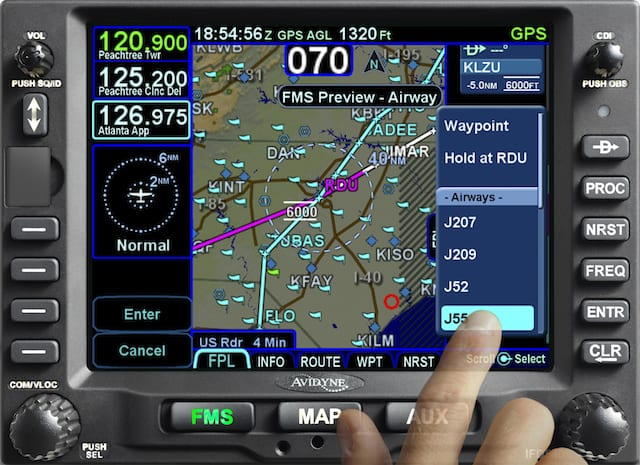 Jeppesen teams with Avidyne to bundle data and charts