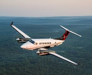 Beechcraft celebrates King Air milestones at AirVenture