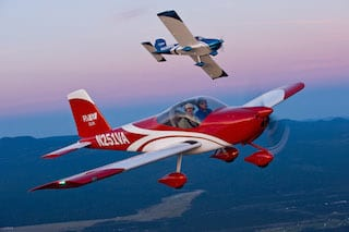Van's debuts Dynon Skyview touch panel for RV-12