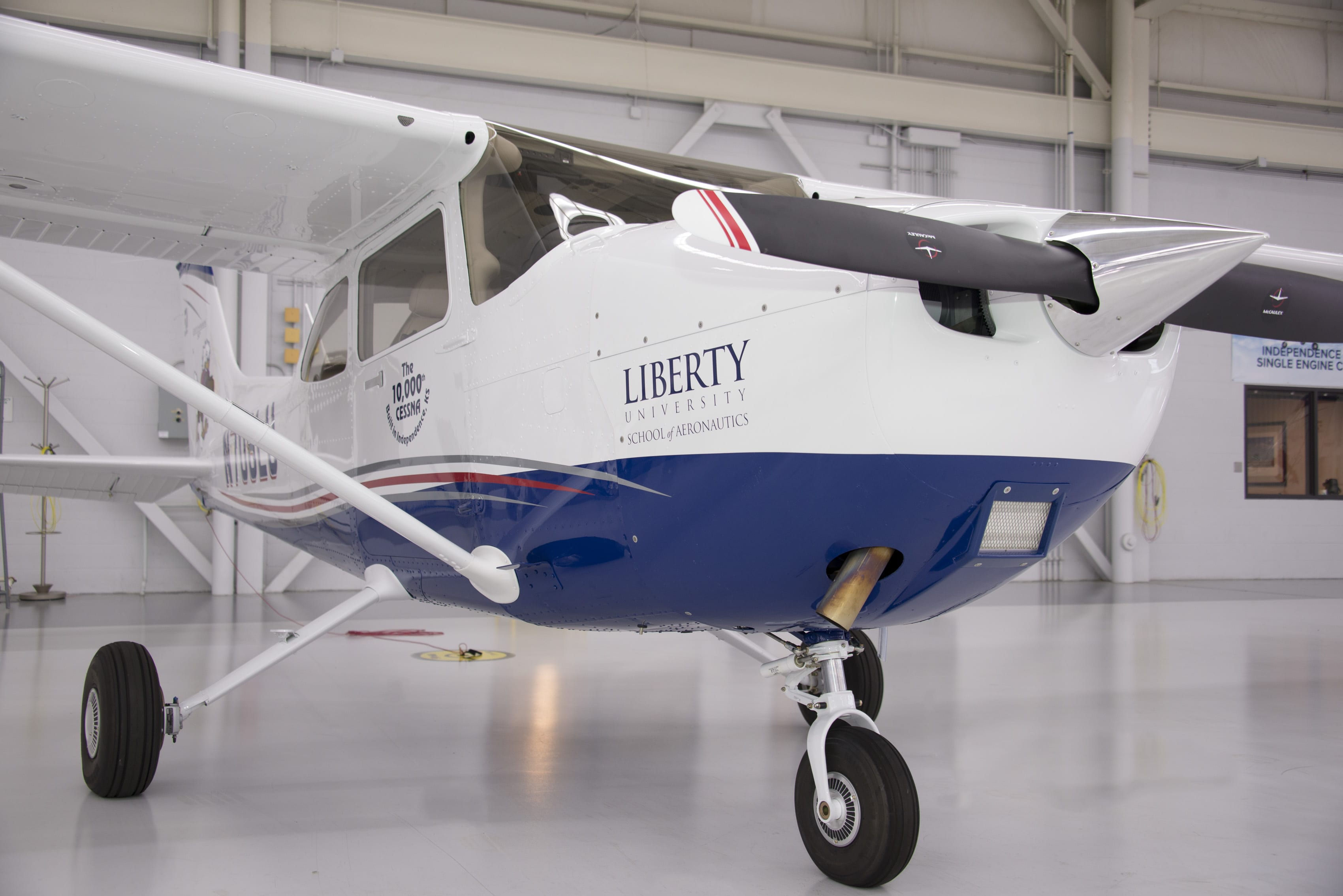Cessna Independence facility delivers 10,000th aircraft