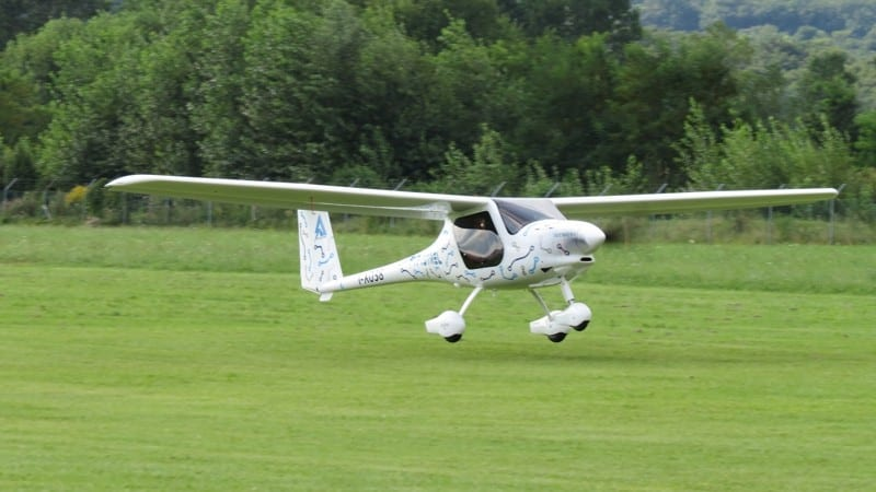 Pipistrel's new electric trainer makes first flight