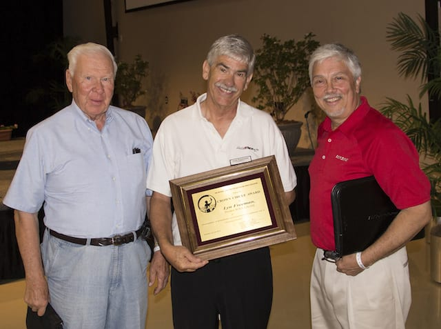 Build A Plane receives Crown Circle Award for Excellence in Aviation Education