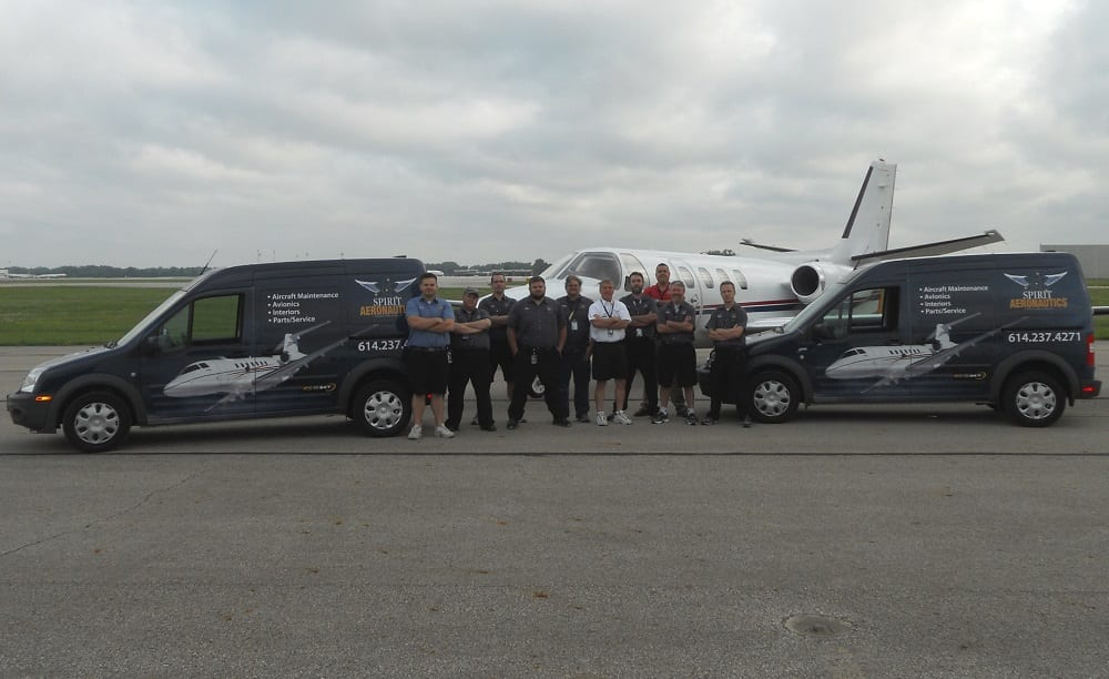 Spirit Aeronautics debuts Aircraft-on-Demand