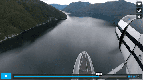 Video: More proof flying is magical…