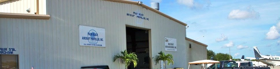 Hartzell names Palm Beach Aircraft Propeller recommended service facility