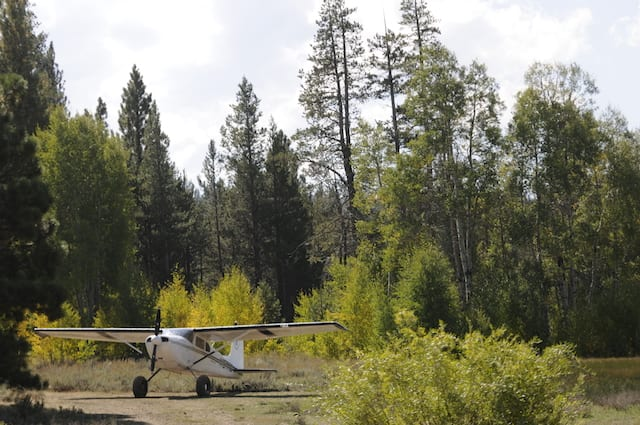 A type club for backcountry pilots