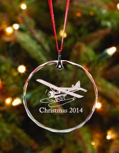 Sporty's selects Beaver for 2014 Christmas ornament