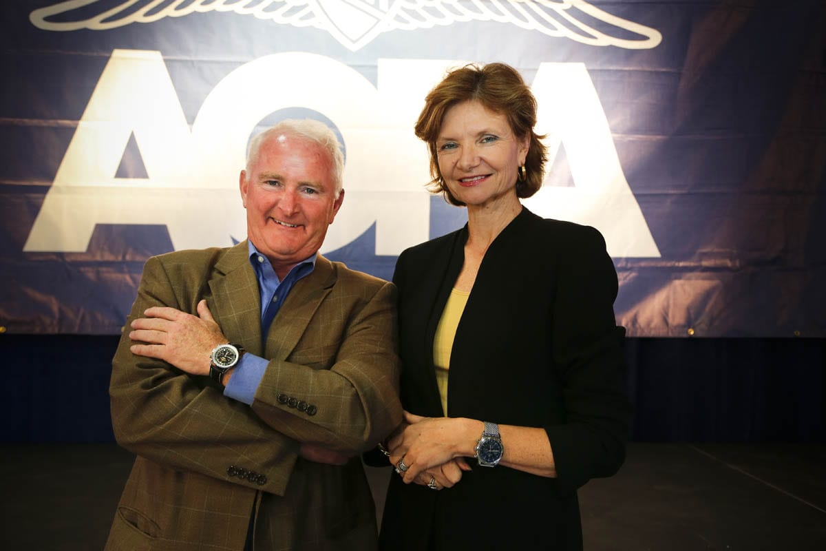 Breitling celebrates AOPA's anniversary with new watch