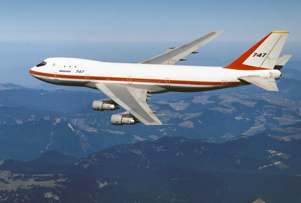 Restored 747 prototype now open to public at Museum of Flight