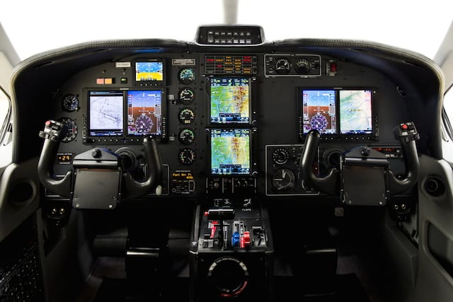 First TBM 700 with G600 delivered