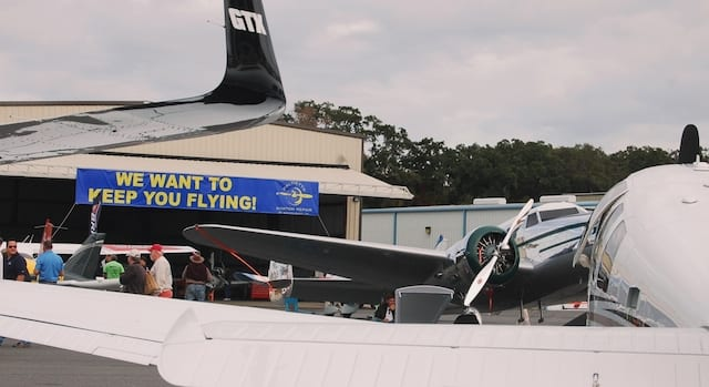 DSC_0374 We want to keep you Flying sign 2