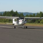 "Also attached is a photo of my plane, ""Goofy,"" taking off from the Willits Municipal Airport (www.WillitsAirport.com) which I manage. It's the most fun you can have without a prescription! ;-)"