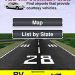 App eases search for airport courtesy cars