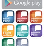 Checkride Android apps released