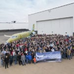 Cessna rolls out first production Citation Latitude