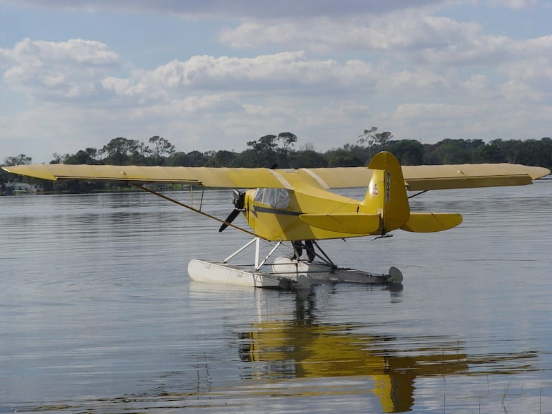 taking the plunge becoming a seaplane pilot